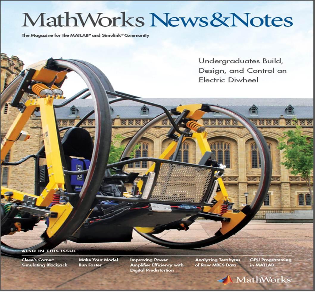 MathWorks News & Notes | MENTOR HELLAS